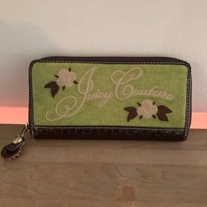 Juicy couture wallet - floral
